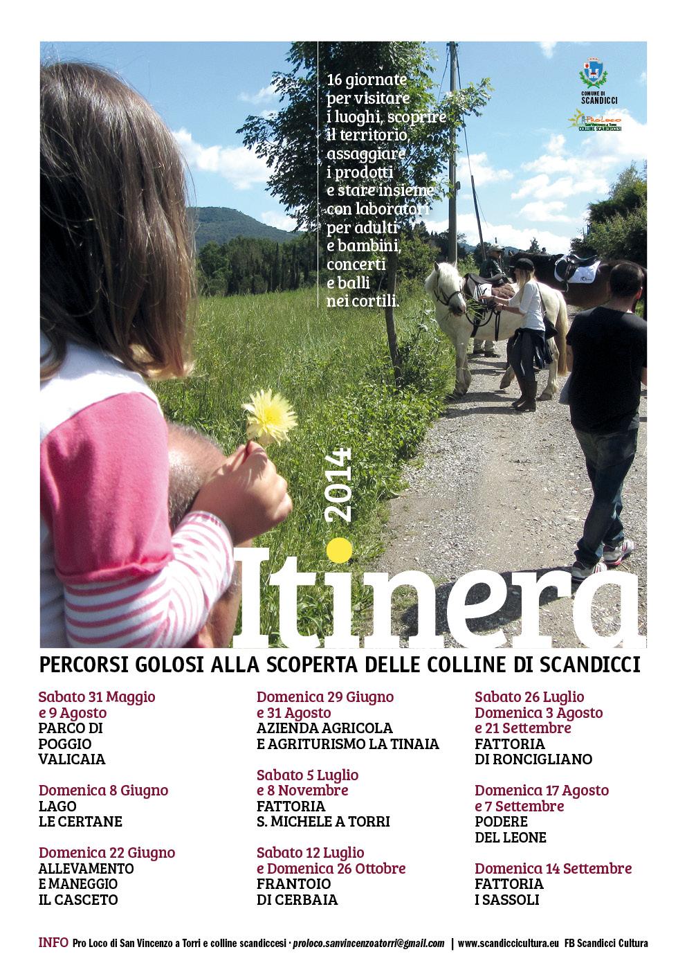 Manifesto itinera 2014