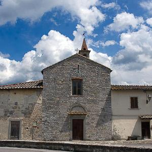 Castello e Chiesa di Mosciano